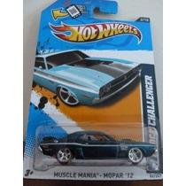 Hot Wheels - Super Treasure Hunts 71 Dodge Challenger