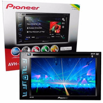Dvd Automotivo Pioneer Avh-278bt Bluetooth 2din Multimidia