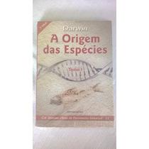 Livro A Origem Das Espécies Derwin