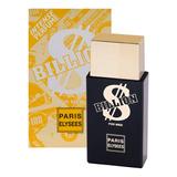 Perfume Billion For Men 100ml Edt - Paris Elysees