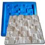 Forma De Gesso 3d Plastico Com Manta De Borracha Fdg-002