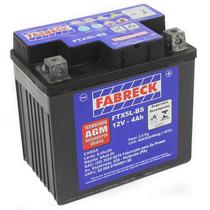 Bateria Selada Fabreck 4 Amperes Biz 125 Ks 2006 A 2010