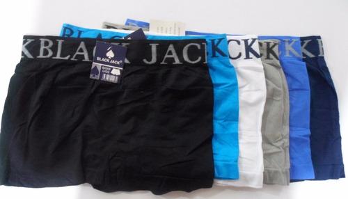 d71f2663e Kit Com 36 Cuecas Box Atacado Surtidas Men Black Jack Ufc
