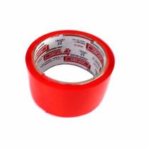 Fita Adesiva Entelagem Vermelho 48mm X 50m - Fitpel 1º Linha