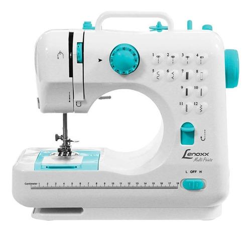 Máquina De Costura Lenoxx Multi Points Psm101 Branco 110v/220v