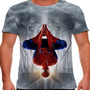 Camiseta Homem Aranha Invert Masculina