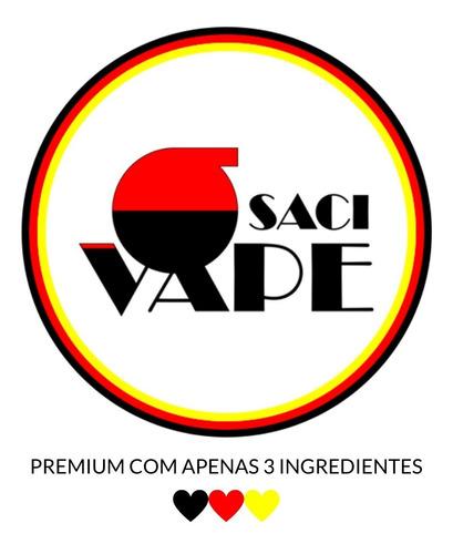 Kit 150ml Essencia Vapers Juice Vape 5x30ml 0mg + Band Saci