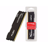 Memoria Kingston Hyperx Fury Game 8gb Ddr4 2400mhz  Game