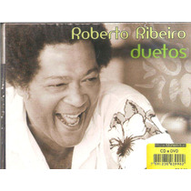 Roberto Ribeiro Duetos Cd Lacrado Original