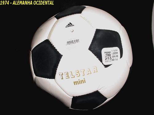 Mini-bolas adidas Oficial-coleção Histórica-preço Unitário - R  89 ... 8aeb13454e7c6