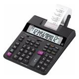 Calculadora Casio Hr-100rc Com Bobina Impressora Nota Fiscal