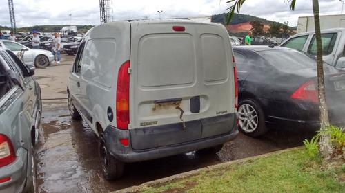 RENAULT SUCATA KANGOO FURGÃO 1.6 16V 2011