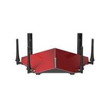 Roteador D-link 3200mbps Ultra Wi-fi Ac3200 Vermelho - Dir-8