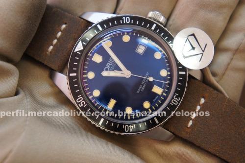 040abbccb42 Relogio Oris Dive Retro Vintage Eta - R  2385 en Melinterest