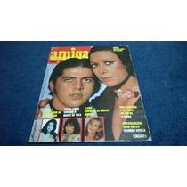 Amiga Tv Tudo 418 Maio/78 - Poster Sandra Brea/