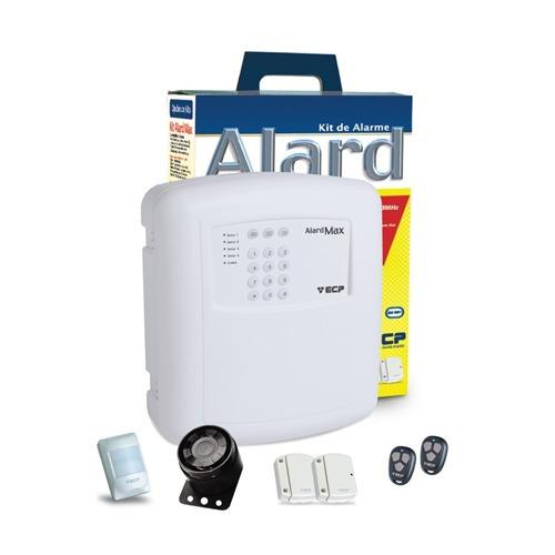 Kit Alarme Residencial E Comercial Kit Alard Max 1
