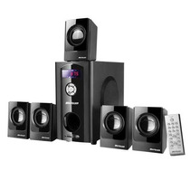 Home Theater 5.1 80w Rms Com Usb Sd, Fm Sp110 - Multilaser