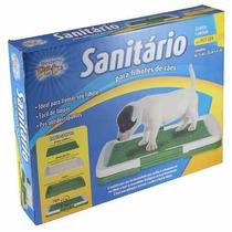 Sanitario Canino P/ Cães Grama Western Pet-309