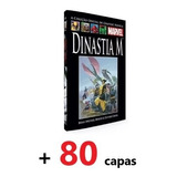 Livro Hq Graphic Novels Marvel - Dinastia M Ed. 42