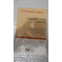 Legislação Penal Especial Vol.2 - - Fernando Capez
