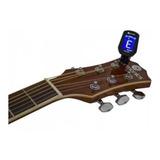 Afinador Clip Harmonics Th-101 Violão E Guitarra Cromático