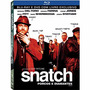 Snatch: Porcos E Diamantes (blu-ray + Dvd + Livro)