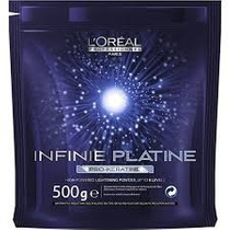 Pó Descolorante Loreal Infinie Platine 8 Tons Frete Gratis