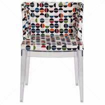 Cadeira Mademoiselle - Estampa Circulos