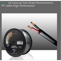 Bobina Cabo De Caixa Diamond Blindado Hp-ssp250/100m