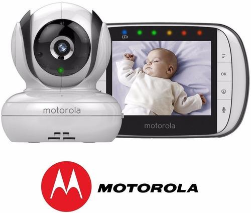 Babá Eletrônica Motorola Mbp - 36s Visão Noturna 36s