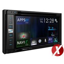 Pioneer Avic-f970tv Gps Tv Digital + Moldura Fiat Idea 2013-