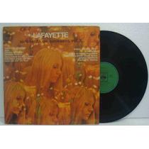 Lafayette Lp Apresenta Os Sucesso Vol. 10 1970 Stereo