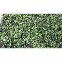 Flores - Grama Artificial - 60 X 40 - Muro Inglês