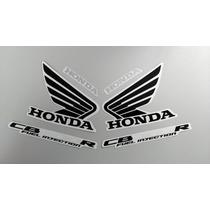 Kit Adesivos Honda Cb 300r 2009 E 2010 Amarela