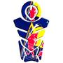 Adesivo Protetor De Tanque E Bocal Red Bull 11