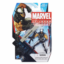 Marvel Universe Wolverine X-force Costume