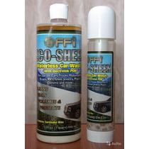 Limpa A Seco Lavagem Eco-sheen Limpar Cristalizar Polir Car