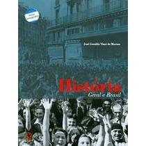 Livro História Geral E Brasil- Ed. Atual