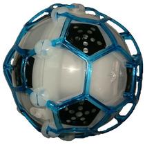 Bola Maluca Brinquedo Divertido Colorido Pula Com Luz E Som