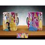 Caneca Princesas Disney Porcelana Filmes Animação Modelo 12