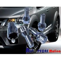 Parafuso Anti Furto Fiat Mais Seguranca P/ Seu Veiculo