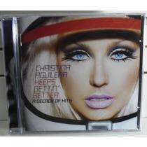 Dance Funk Pop Cd Christina Aguilera Keeps Gettin