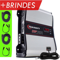 Taramps Hd 1600 Hd1600 1ch 2 Ohms Digital 1919w Rms + Brinde