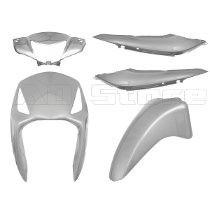 Kit Carenagem Biz 125 Ex 13/14 Branco