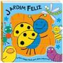 Livro Infantil Figuras Quebra Cabeças - Jardim Feliz