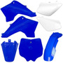 Kit Plastico Carenagem Mini Moto Cross Pro Tork Tr50f Tr100f