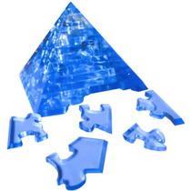 Quebra Cabeça Acrílico 3d Puzzle Desafio Pirâmide Jogo