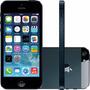 Iphone 5 16gb Preto Seminovo C/ Garantia E Acessórios Mfi