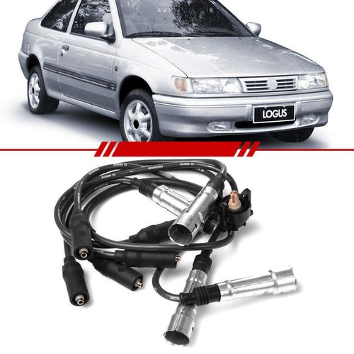 Jogo Cabo De Vela Ignição Volkswagen Logus Pointer 96 95 94