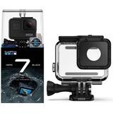 Câmera Gopro Hero 7 Black 12mp 4k + Caixa Estanque Original